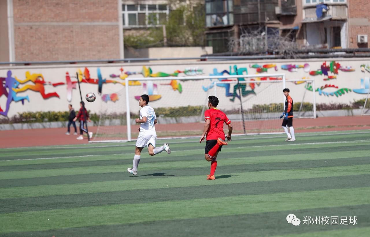 郑州七中挺进2019年全国青少年校园足球联赛(内地西藏新疆班组)总决赛