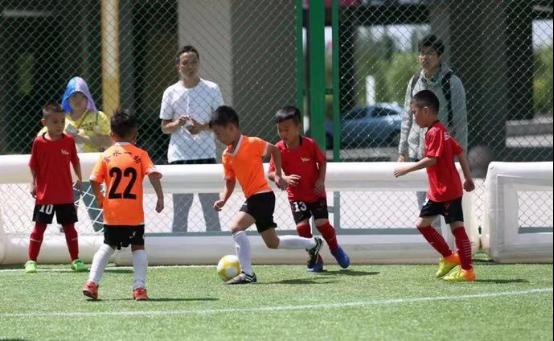 這個夏天,這群鄭州幼兒足球萌寶閃耀全國賽場