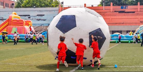 鄭州市誕生59所全國足球特色幼兒園,鄭州幼兒足球迎來全新征程