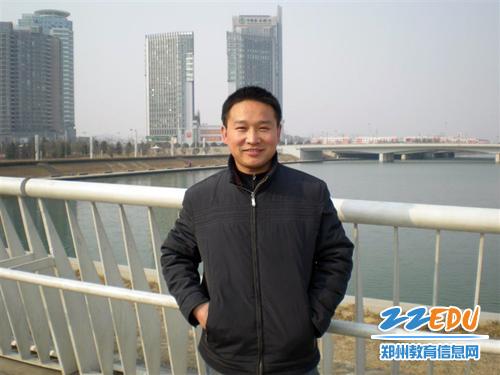 郑州教育博客访谈 跃出博客的黑马 孙代强