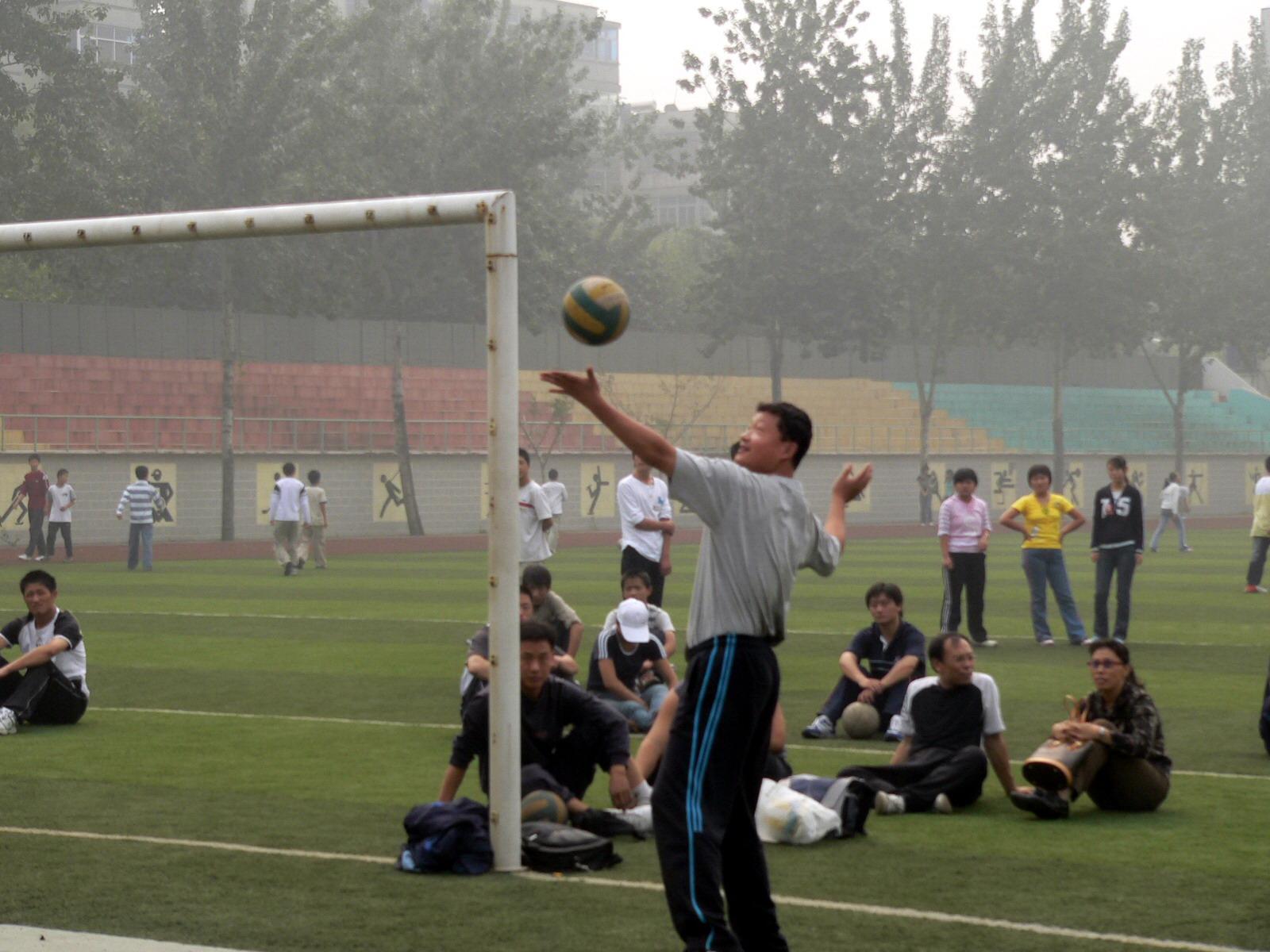 排球规则和打法图解-郑州基础教育教研网