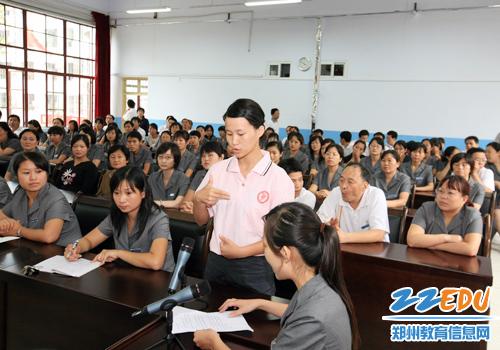 郑州盲聋哑学校师生 总书记的关怀暖人心图片