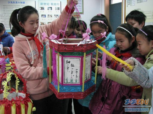筷子花灯制作方法