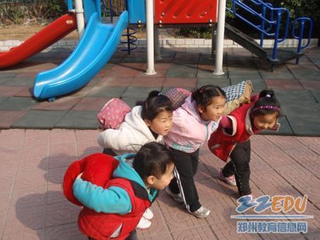[二七] 民间体育游戏融入幼儿户外活动