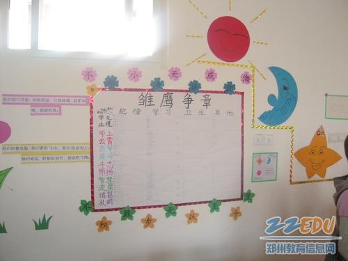 营造书香校园 扮靓温馨教室图片