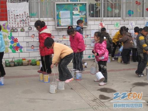 幼儿园在游戏中发展校园特色教育 在特色中促进孩子