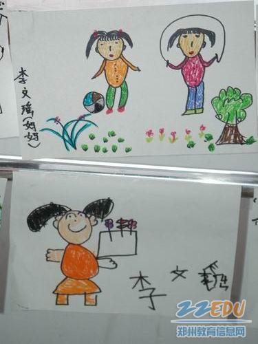 卢店镇直幼儿园召开亲子绘画主题家长会 -亲子绘画 走进孩子内心世界