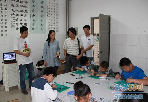 台湾儿童美术教育专家