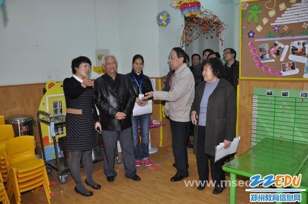 同创区中小学幼儿园督导接受专项评估建设国际小学江北区惠济重庆图片