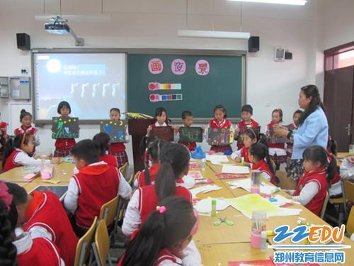 郑州市教研室对登封市小学段课堂教学进行调研中小学生衡阳招生图片
