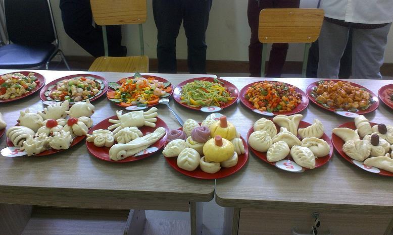 首页 资讯 教育新闻 > 正文    为丰富幼儿园饮食文化生活,提高厨师图片
