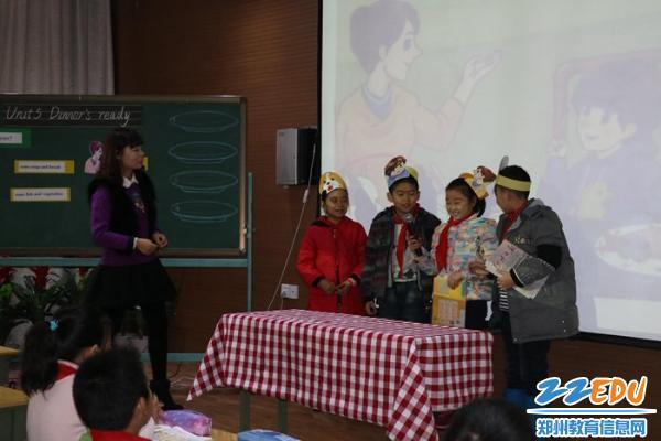 中原区观摩小学英语课堂教学举办研讨活动小学沣东私立图片