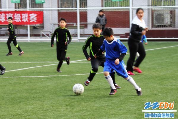 2015年中原区青少年校园足球班级联赛圆满落幕
