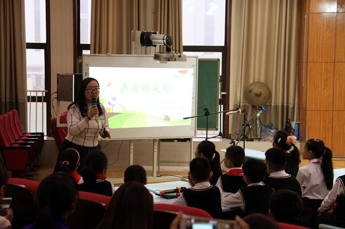 小学教师的教育理想_广东省梅州市教育考察团做客互助路小学锦艺校区
