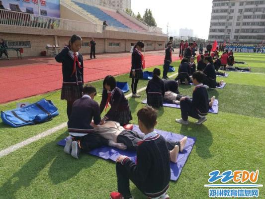 安全与体育融合 技能与体能共进