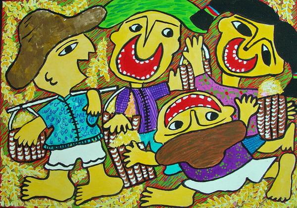 管城区中小学生美术作品选(一)图片