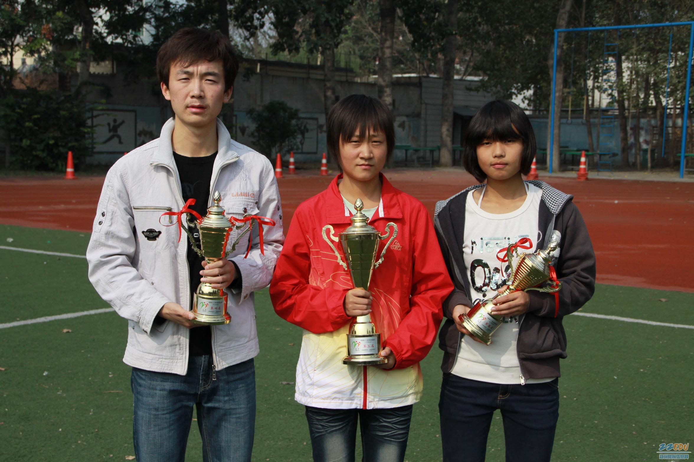 河南省/郑州十二中获河南省第22届中学生运动会总分第五名优异成绩