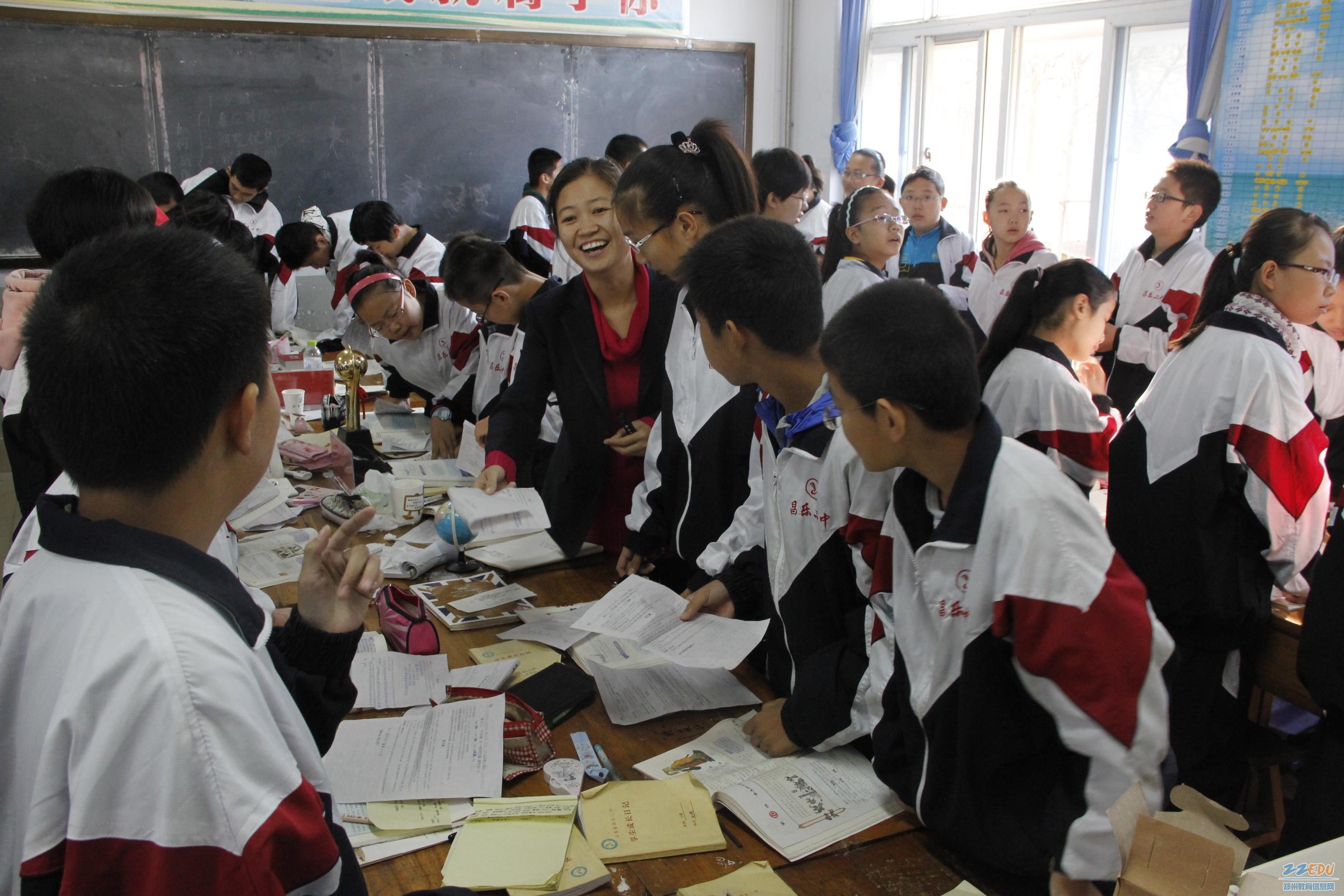 高效课堂教学方法_[49中] 昌乐二中参观学习高效课堂--郑州教育信息网