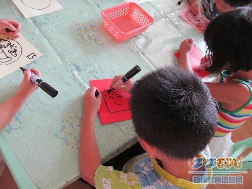 市教工幼儿园举办中秋节主题活动