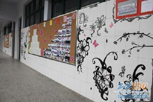 教室楼道走廊文化
