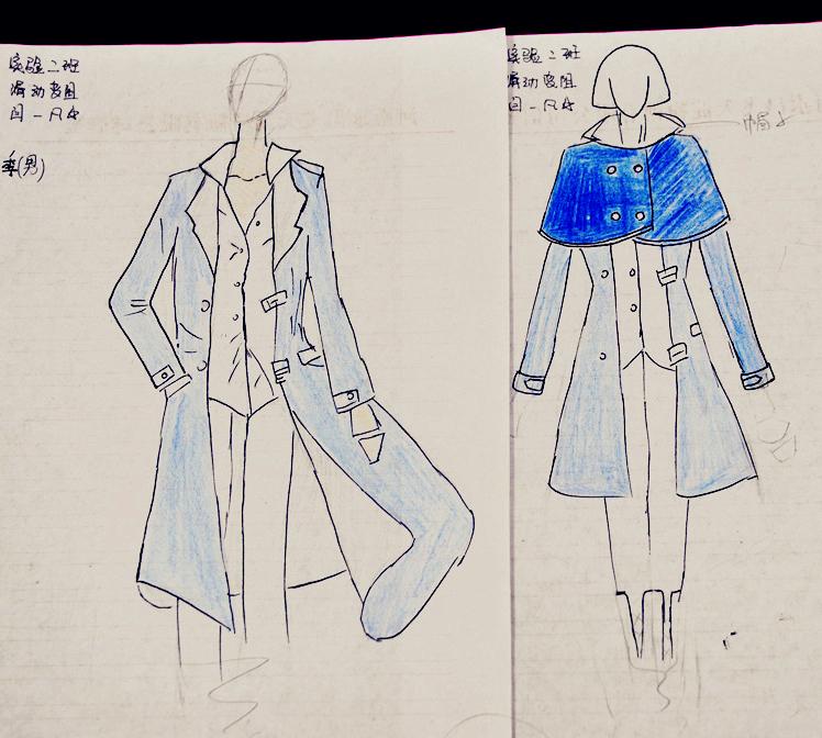 我的校服我定style,实验高中鼓励学生设计校服图片