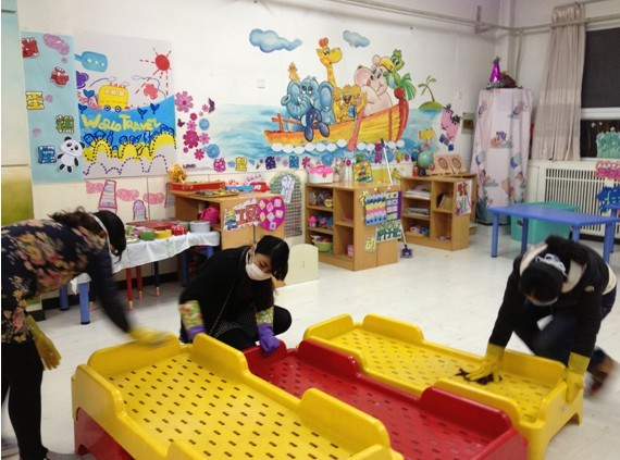 《托儿所,幼儿园卫生保健工作规范》中也明确规定