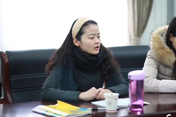 邵林,陈洁,潘玉霞等老师争相发言,从班级小组建立,小组机制的设置图片