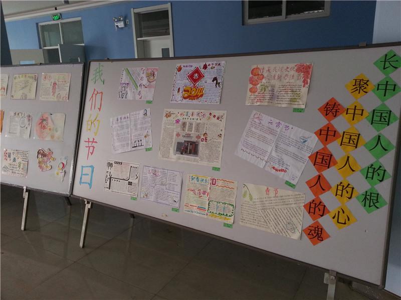 106中学生以传统文化为题手抄报展图片