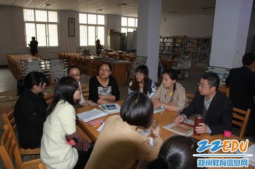 梧州郑州高级中学考察团莅临新疆五中访问哈密李剑中高中图片