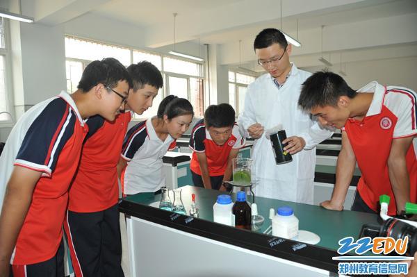 璀璨五月,郑州市实验高级中学和您有个约!优秀及议论文高中评析图片