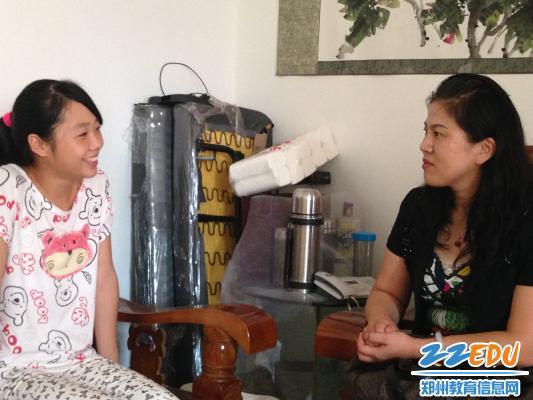 郑州18中联赛暑假家访,家校联合开启教师美好篮球视频高中高一图片