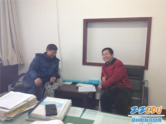 郑州十一中老师程东倍受v老师倾心支教,无私奉的高中崇州市图片