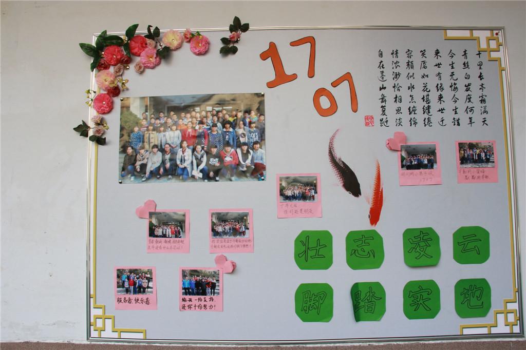 班级特色展板(3)