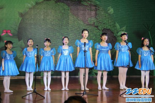 郑州市盲聋哑学校获全省特教学校视障学生才艺大赛一等奖