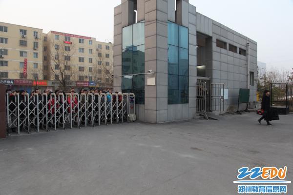 网址单招考试,郑州106中一站式服务获赞艺术金郊初中图片