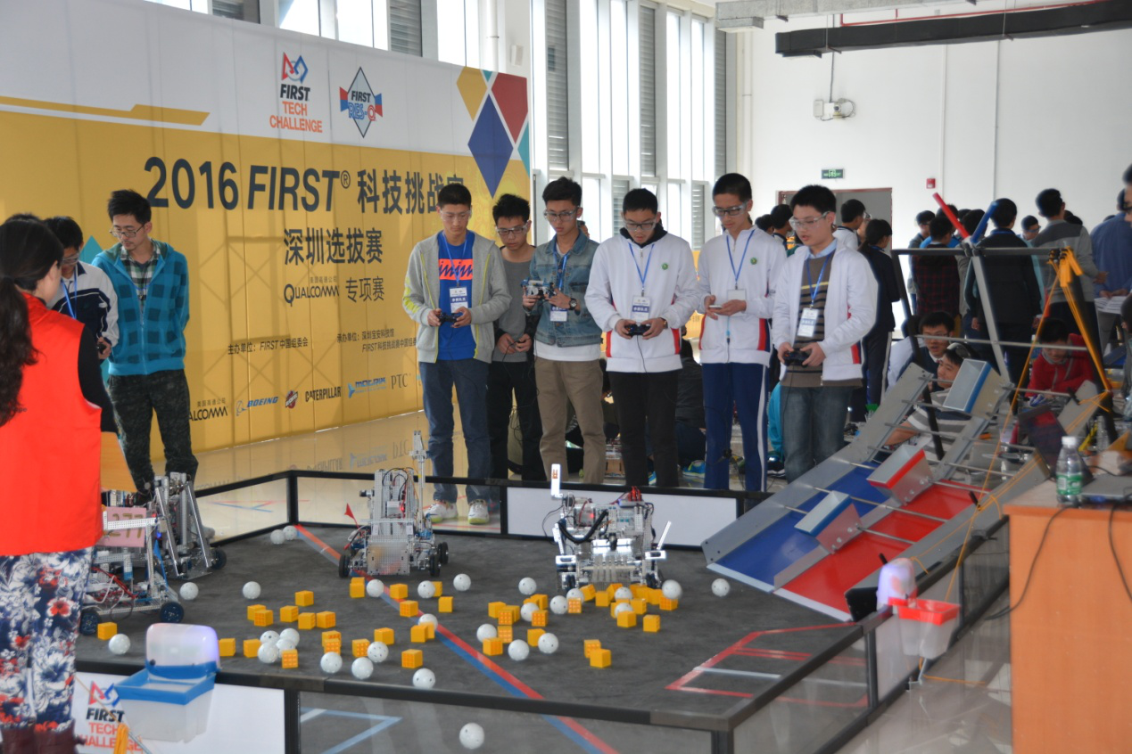 机器人比赛
