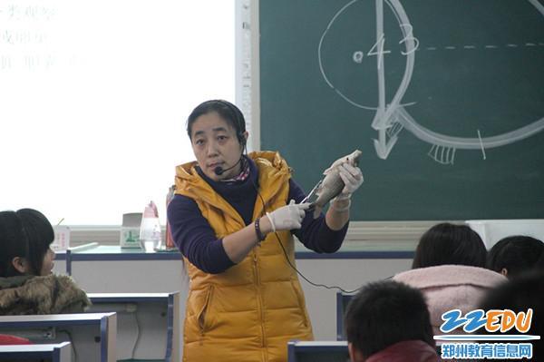 郑州城关乡初级中学老师到北京16中排名v老师初中新郑参观20中图片