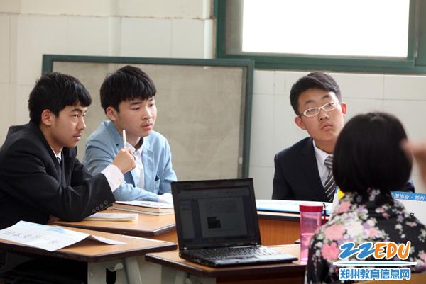 郑州市中学生模联大在郑州11中举行高中生课最后一堂高中视频图片