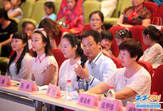 郑州教育第三届讲故事大赛决赛举行,小小选手演绎大大精彩