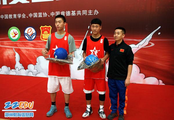"""郑州市2017年""""肯德基""""三人篮球赛郑州大区赛圆满成功"""