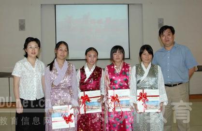 [外语学校] 举行藏班毕业学生欢送会