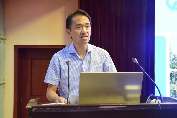 郑州47中党委书记王玉增讲话