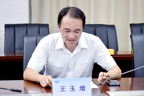 6、郑州47中党委书记王玉增致欢迎辞_副本
