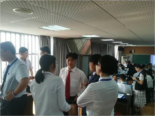 社团同学参加自由磋商