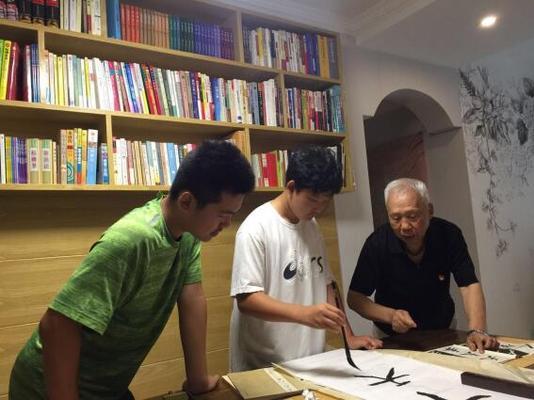 住家体验中国传统文化