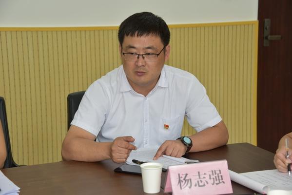 区教体局副局长杨志强发言_调整大小