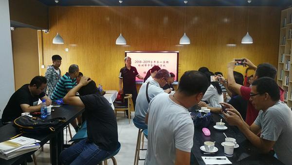 1本次活动由郑州市职业技术教育教研室体育学科负责人徐二森老师主持_副本