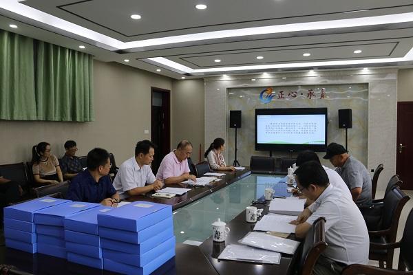 郑州60中汇报道德课堂建设