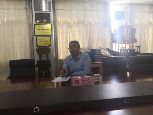 郑州市地理名师薄夫宝点评