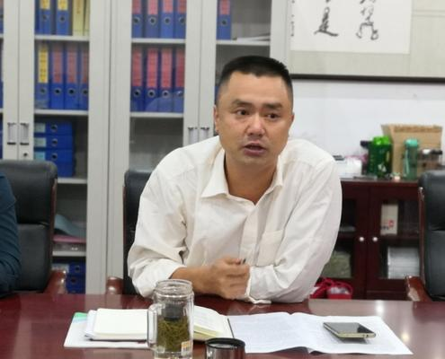 郑州18中副校长倪海军进行会议总结